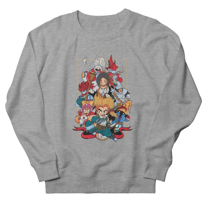 Fantasy Quest IX Women's Sweatshirt by Pinteezy's Artist Shop