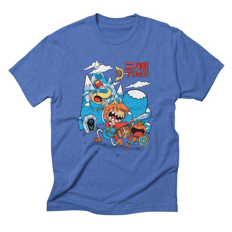 Mathemagical Men's Triblend T-shirt by Pinteezy's Artist Shop
