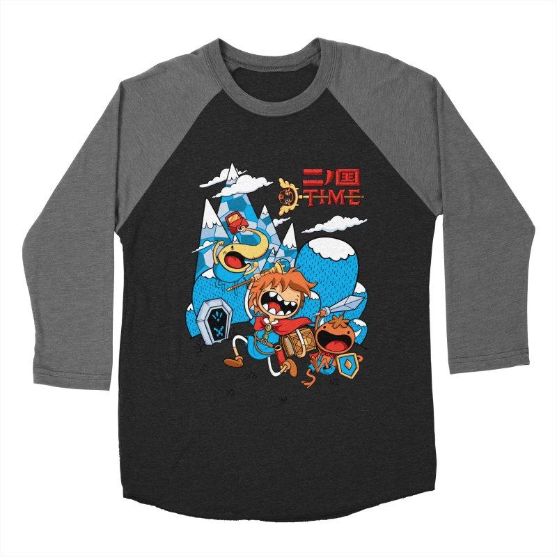 Mathemagical Women's Baseball Triblend T-Shirt by Pinteezy's Artist Shop