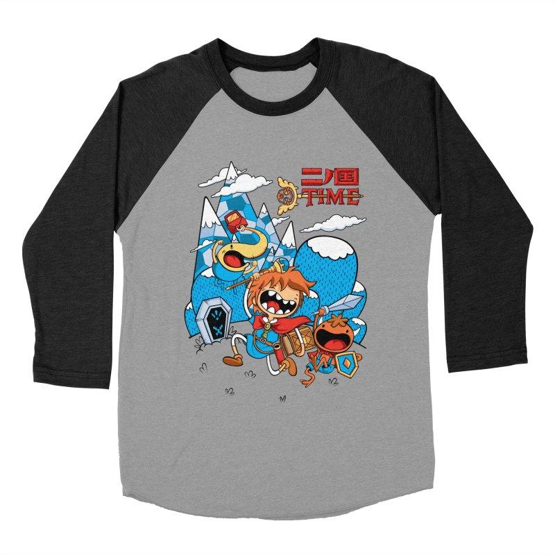 Mathemagical Men's Baseball Triblend T-Shirt by Pinteezy's Artist Shop