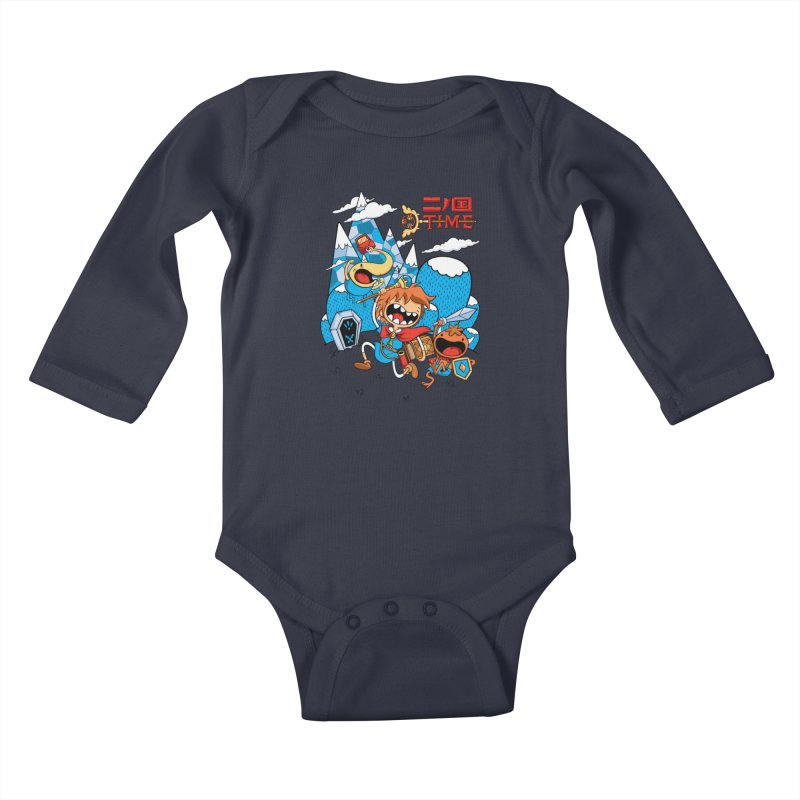 Mathemagical Kids Baby Longsleeve Bodysuit by Pinteezy's Artist Shop
