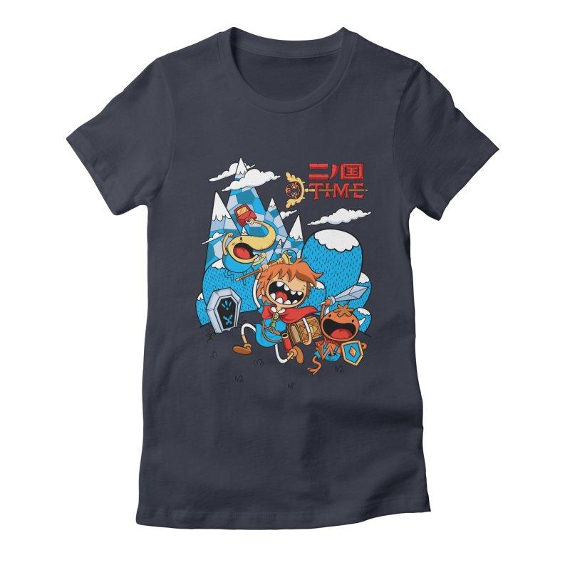 Mathemagical Women's Fitted T-Shirt by Pinteezy's Artist Shop