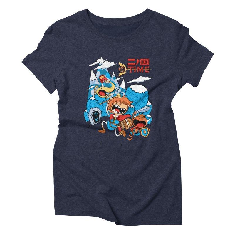 Mathemagical Women's Triblend T-shirt by Pinteezy's Artist Shop