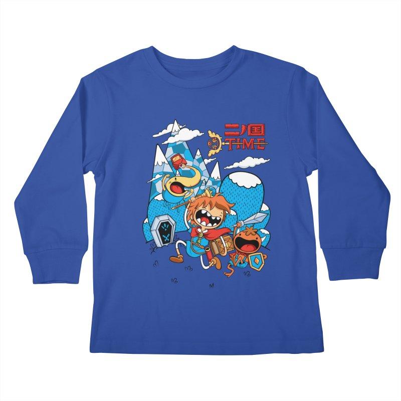 Mathemagical Kids Longsleeve T-Shirt by Pinteezy's Artist Shop
