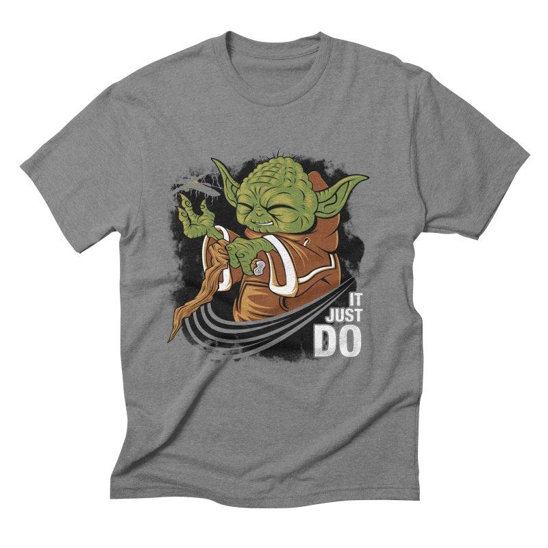 It Just Do Men's Triblend T-shirt by Pinteezy's Artist Shop