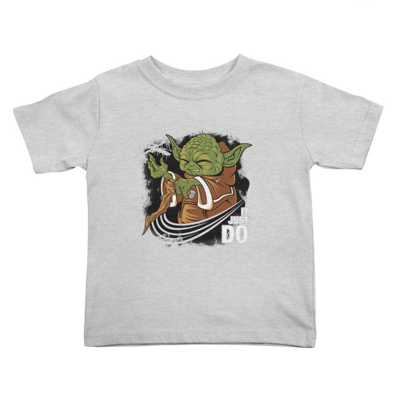 It Just Do Kids Toddler T-Shirt by Pinteezy's Artist Shop
