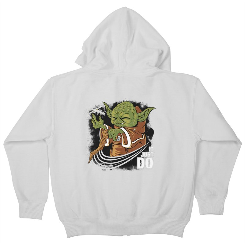 It Just Do Kids Zip-Up Hoody by Pinteezy's Artist Shop