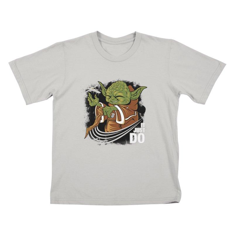 It Just Do Kids T-Shirt by Pinteezy's Artist Shop