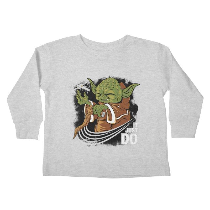 It Just Do Kids Toddler Longsleeve T-Shirt by Pinteezy's Artist Shop