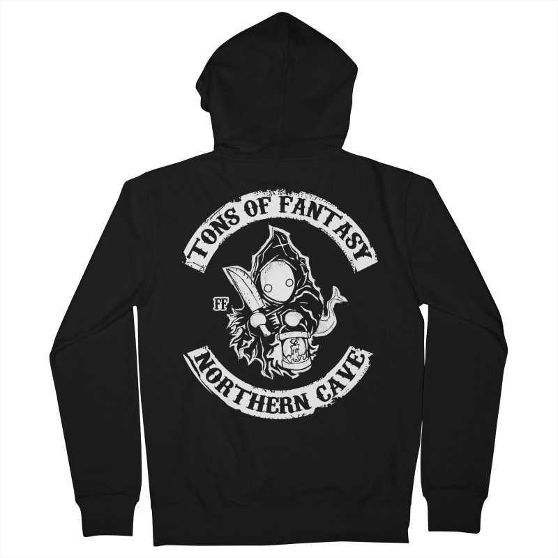 Tons Of Fantasy Men's Zip-Up Hoody by Pinteezy's Artist Shop