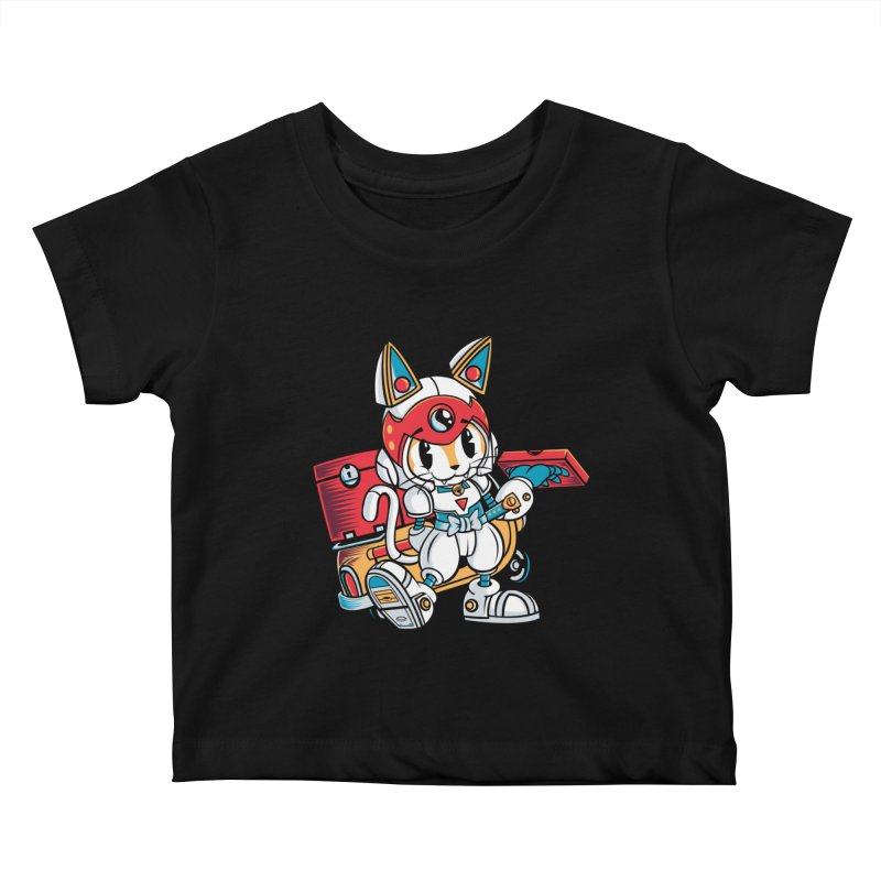 20 Min Or Less Kids Baby T-Shirt by Pinteezy's Artist Shop