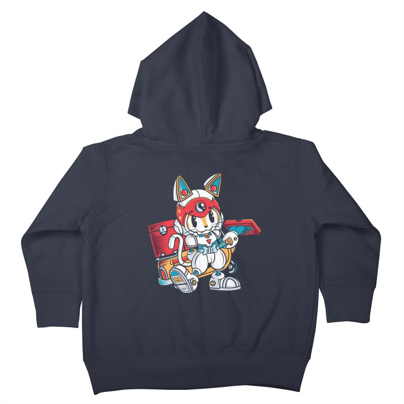 20 Min Or Less Kids Toddler Zip-Up Hoody by Pinteezy's Artist Shop
