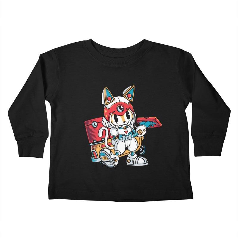 20 Min Or Less Kids Toddler Longsleeve T-Shirt by Pinteezy's Artist Shop