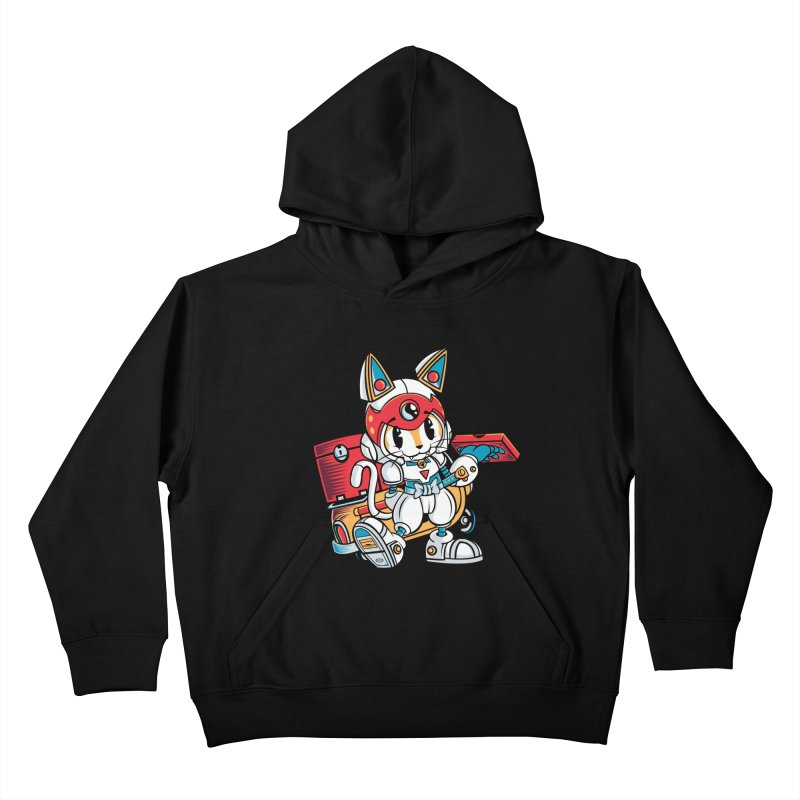 20 Min Or Less Kids Pullover Hoody by Pinteezy's Artist Shop