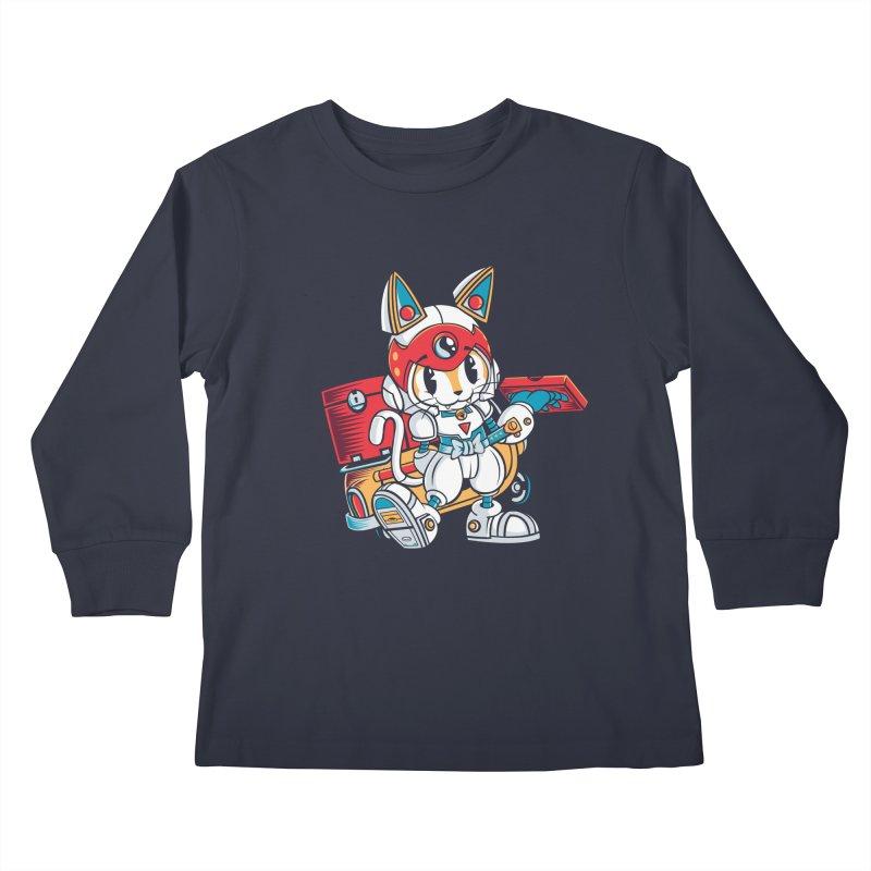 20 Min Or Less Kids Longsleeve T-Shirt by Pinteezy's Artist Shop