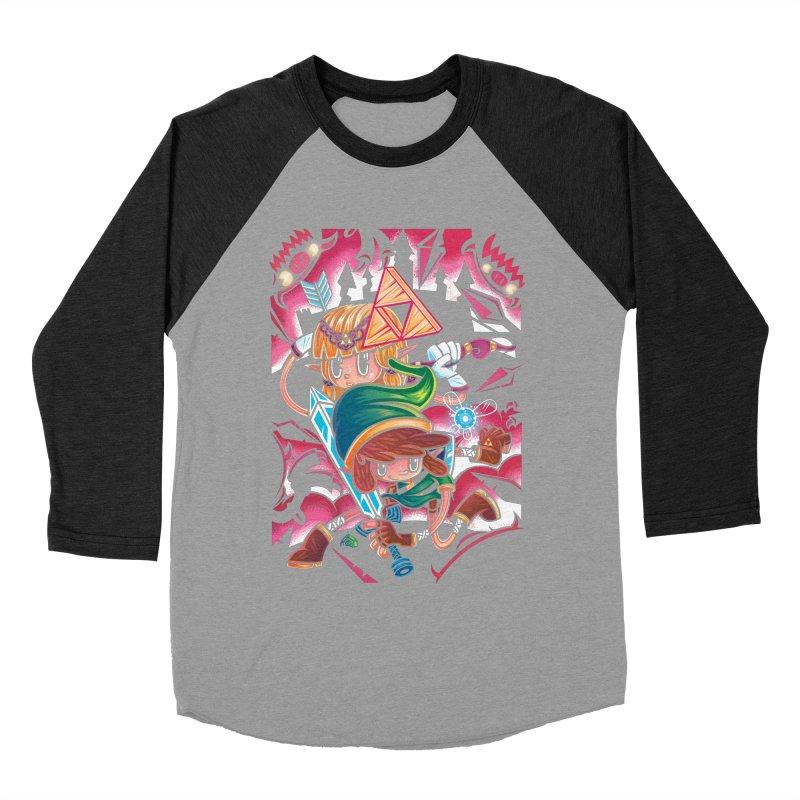 Piece Keepers Men's Baseball Triblend T-Shirt by Pinteezy's Artist Shop