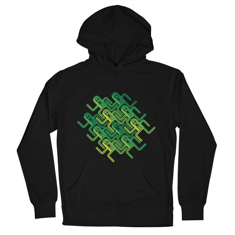 10000 Needles Men's Pullover Hoody by Pinteezy's Artist Shop