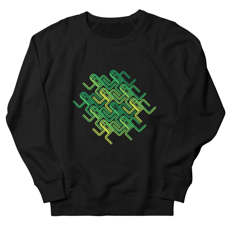 10000 Needles Men's Sweatshirt by Pinteezy's Artist Shop