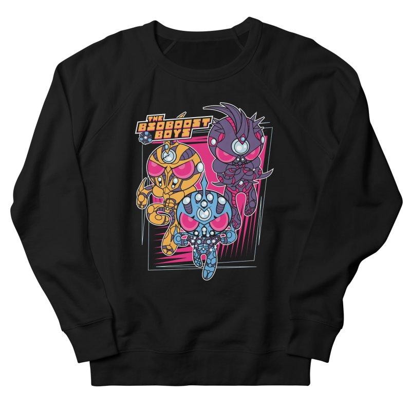 Bio Boost Boys Women's Sweatshirt by Pinteezy's Artist Shop