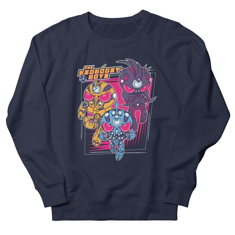 Bio Boost Boys Men's Sweatshirt by Pinteezy's Artist Shop