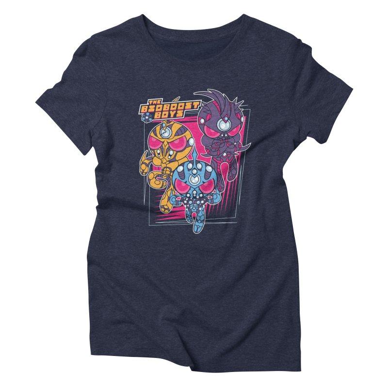 Bio Boost Boys Women's Triblend T-shirt by Pinteezy's Artist Shop