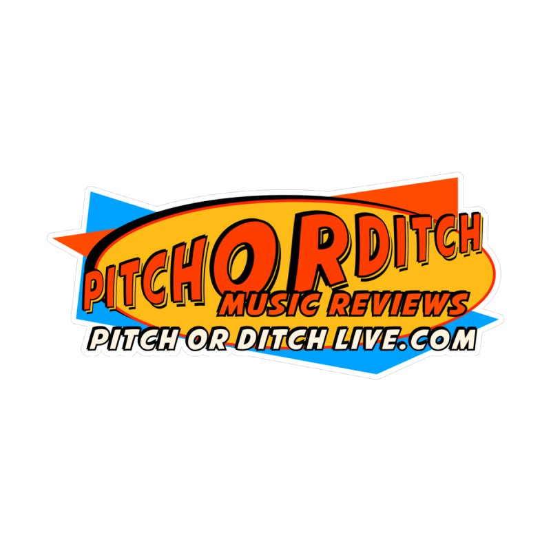 Pitch or Ditch Logo Men's T-Shirt by Pitchorditch's Artist Shop