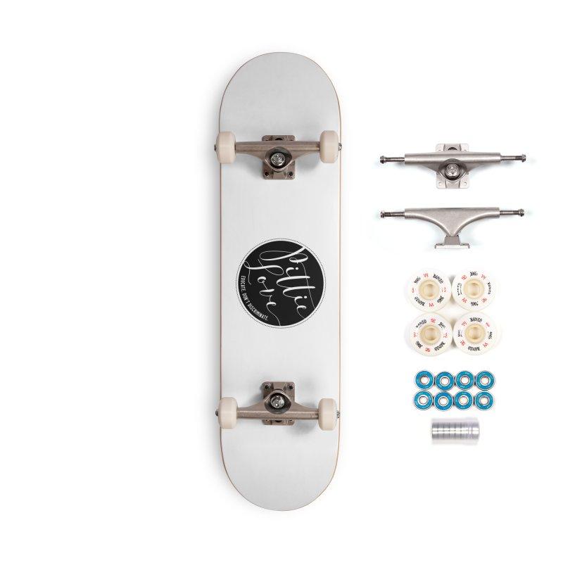 Pittie Love - Educate Don't Discriminate Accessories Complete - Premium Skateboard by Pittie Chicks