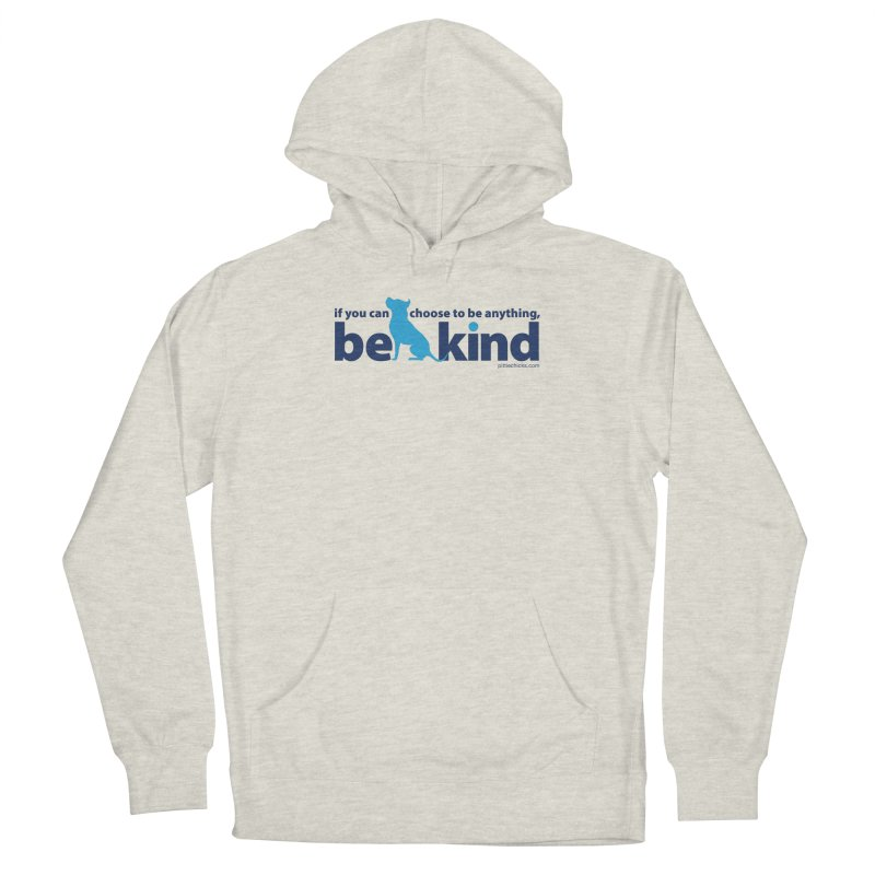 Choose Kind Men's Pullover Hoody by Pittie Chicks