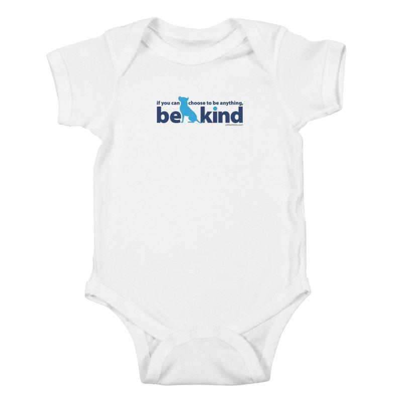Choose Kind Kids Baby Bodysuit by Pittie Chicks