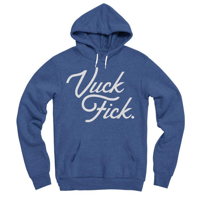 F*ck Vick. Women's Sponge Fleece Pullover Hoody by Pittie Chicks