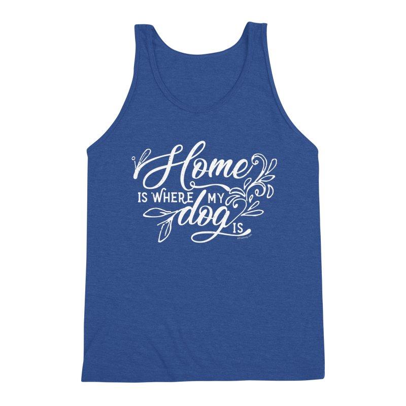 Home Men's Tank by Pittie Chicks