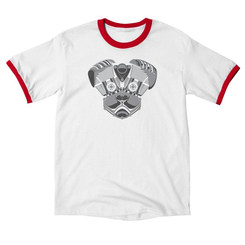 Bully Bot Men's T-Shirt by Pittie Chicks