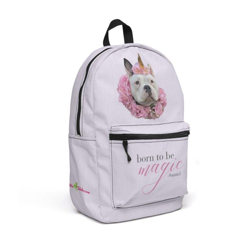 Born Magical - Samiel Accessories Bag by Pittie Chicks