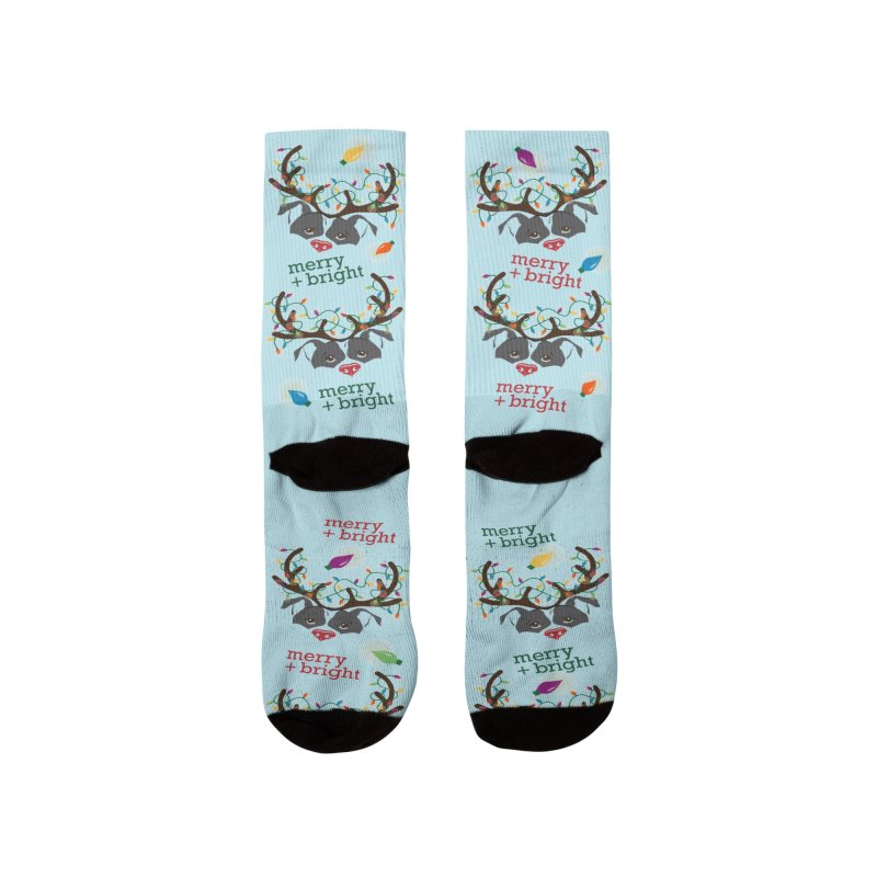 ReinBull Socks Women's Socks by Pittie Chicks