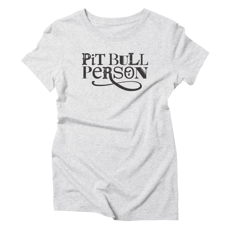 Women's None by Pittie Chicks