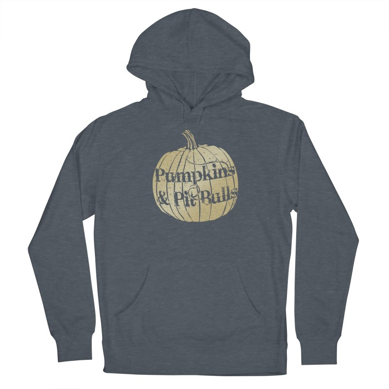 Pumpkins & Pit Bulls Women's Pullover Hoody by Pittie Chicks