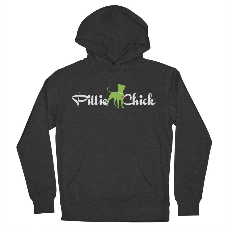 Pittie Chick - Pit in Pearls Women's Pullover Hoody by Pittie Chicks