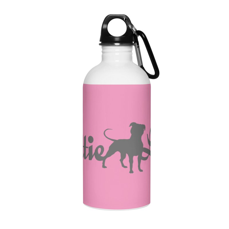 Pittie Love Accessories Water Bottle by Pittie Chicks
