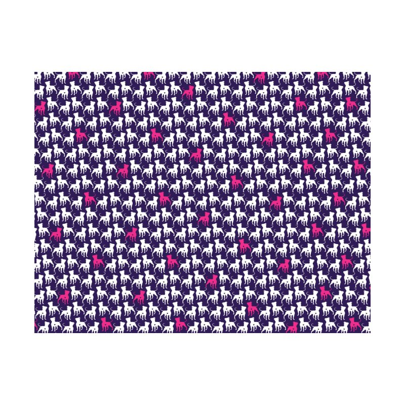 Pittie Love Purple Leggings by Pittie Chicks