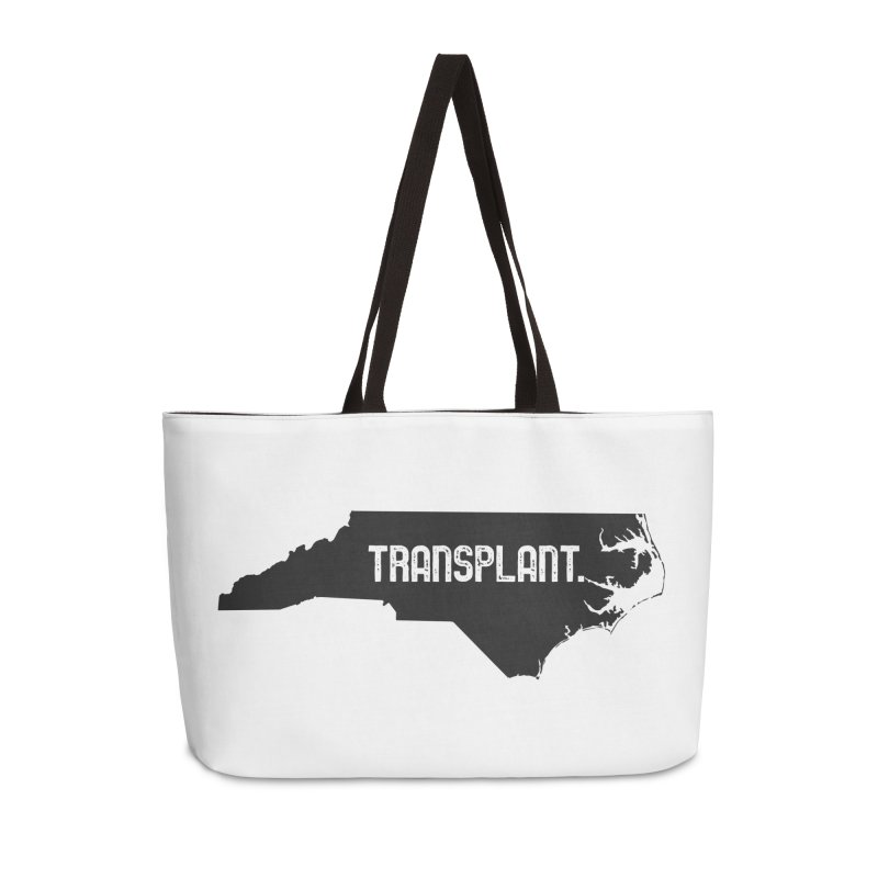NC Transplant Accessories Bag by Pittie Chicks