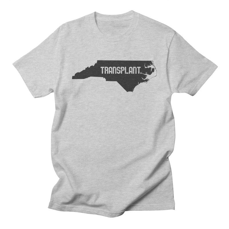 NC Transplant Men's Regular T-Shirt by Pittie Chicks