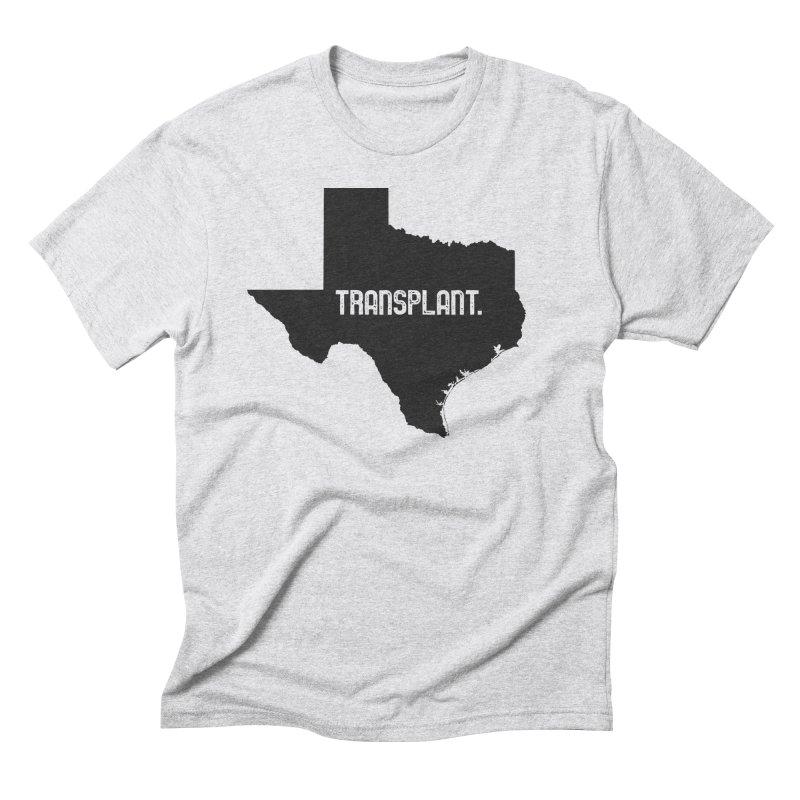 TX Transplant Men's Triblend T-Shirt by Pittie Chicks