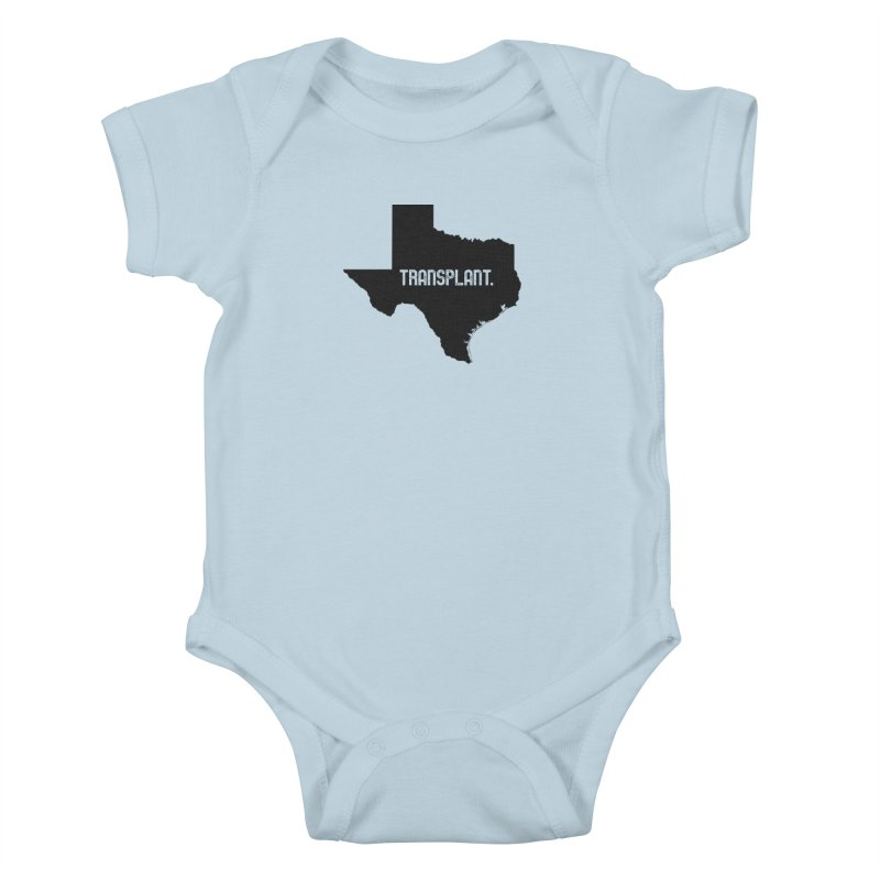 TX Transplant Kids Baby Bodysuit by Pittie Chicks