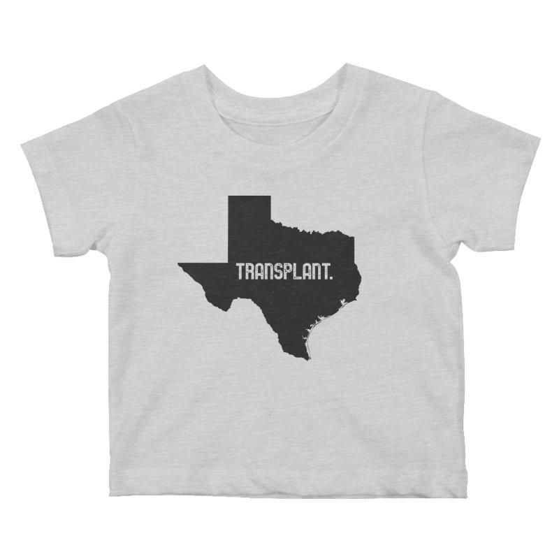 TX Transplant Kids Baby T-Shirt by Pittie Chicks