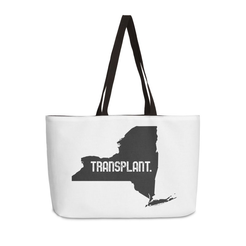NY Transplant Accessories Bag by Pittie Chicks