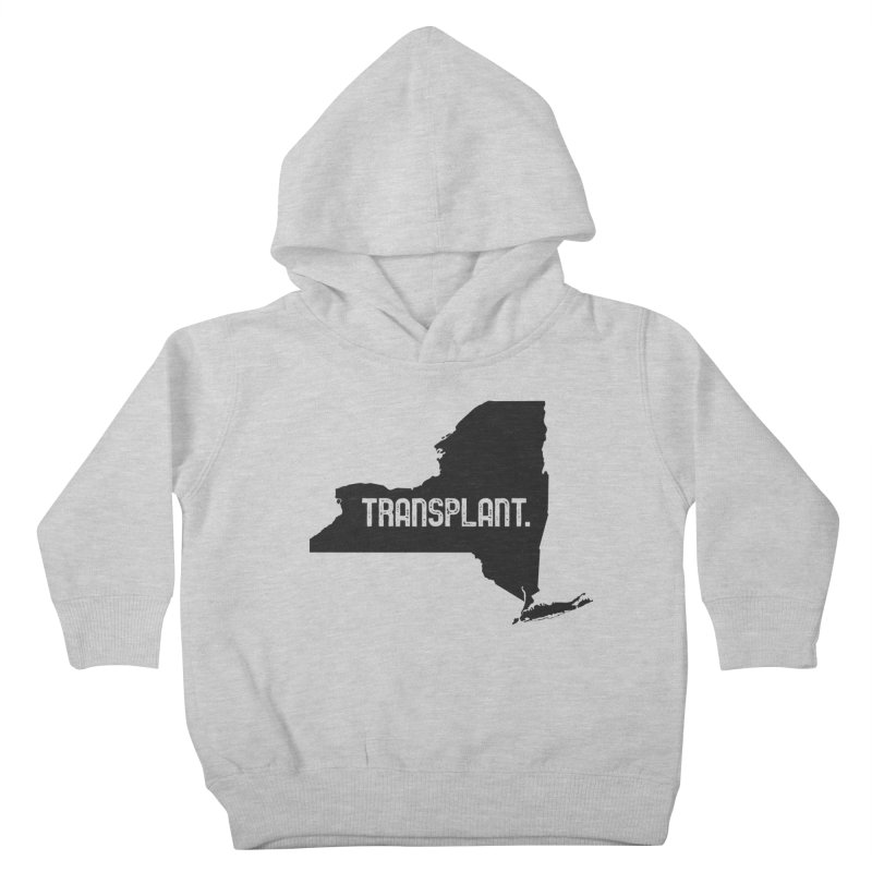 NY Transplant Kids Toddler Pullover Hoody by Pittie Chicks