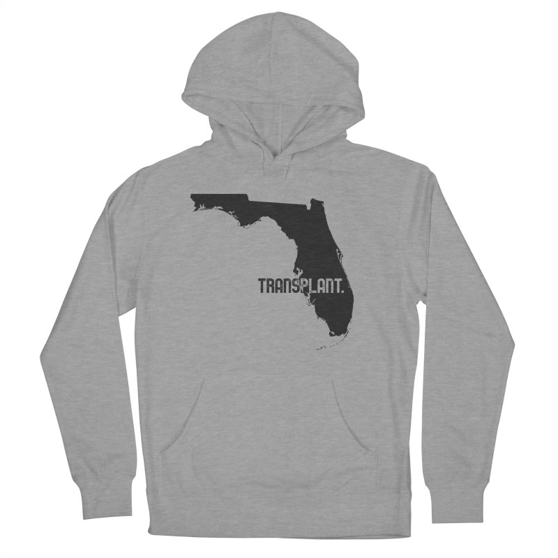 FL Transplant Women's French Terry Pullover Hoody by Pittie Chicks