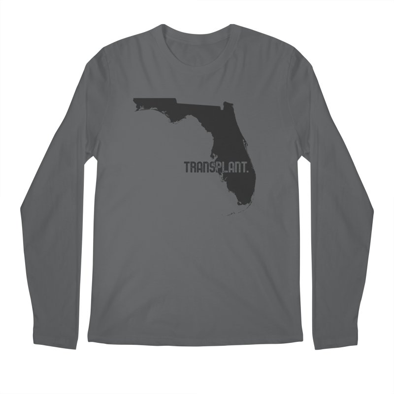 FL Transplant Men's Regular Longsleeve T-Shirt by Pittie Chicks