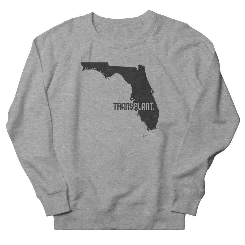FL Transplant Women's French Terry Sweatshirt by Pittie Chicks