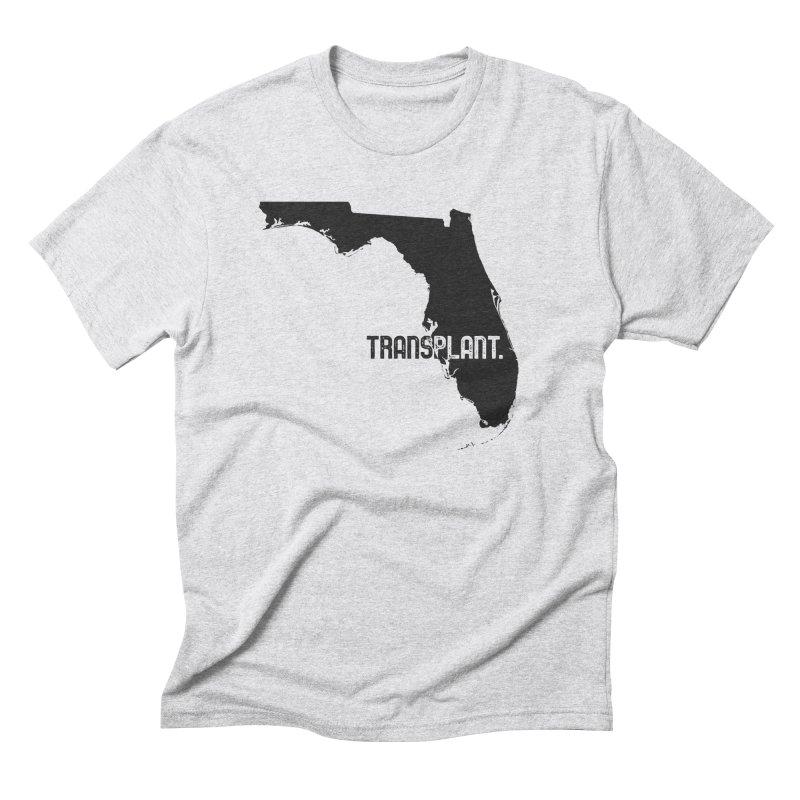 FL Transplant Men's Triblend T-Shirt by Pittie Chicks